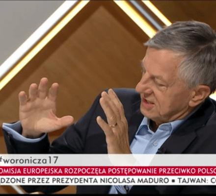 """Profesury Zybertowicza i Szczerskiego. """"Raz wyzwolona wola zostania profesorem nie do zatrzymania"""""""