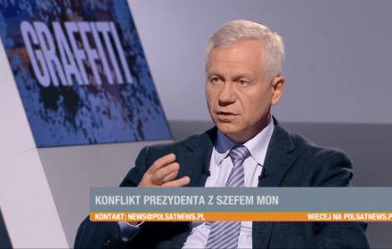 Marek Jurek: Potrzebujemy propagandy, jak Churchill na wojnie