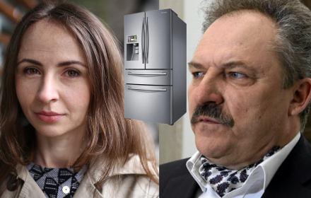 """Pośle Jakubiak, wnieś lodówkę feministce. A nie opowiadaj, że stosunek do kobiet Polacy budują na """"kulcie maryjności"""""""
