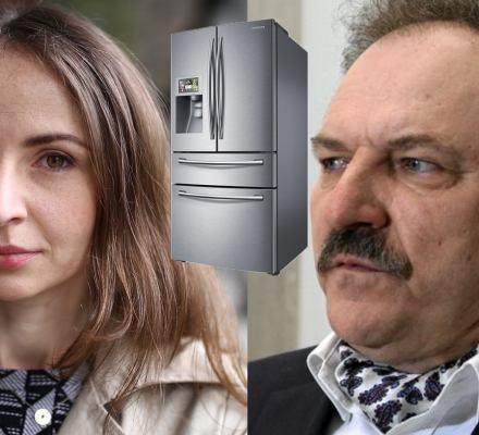 Pośle Jakubiak, wnieś lodówkę feministce. A nie opowiadaj, że stosunek do kobiet Polacy budują na