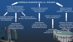 komisja versus polska