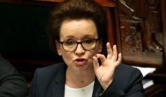 Minister edukacji Anna Zalewska-powtarza---gimnazja-nie-wyrownuja-szans--
