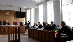 20.10.2017 proces Obywateli RP o naruszenie miru Sejmu