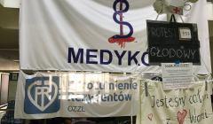 Strajk głodowy lekarzy, 15 dzień