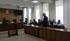 Proces Obywateli RO o blokadę miesięcznicy 10.03.2017 roku. Fot. Konrad Szczygieł