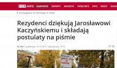 Screenshot-2017-10-15 Rezydenci dziękują Jarosławowi Kaczyńskiemu i składają postulaty na piśmie