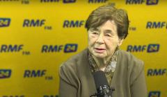 Zofia Romaszewska, wywiad dla RMF FM