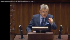 Stanisław Piotrowicz, Sejm, 17.12.2015