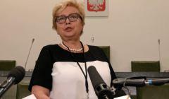 I Pierwsza prezes Sądu Najwyższego prof Małgorzata Gersdorf