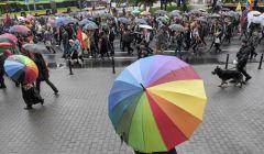 Marsz Rownosci w Poznaniu