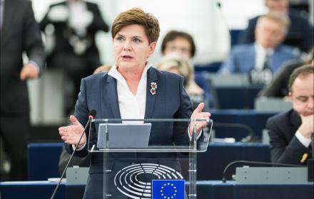 Jest szansa, żeby nastąpiła zmiana zasad i polityki na brukselskich szczytach. (...) mamy stanowczego premiera Włoch, jeżeli jest Viktor Orban, jest kanclerz Austrii, jeżeli dołączy się do tego Polska - to jest szansa na to, żeby przełamać ten układ (...)