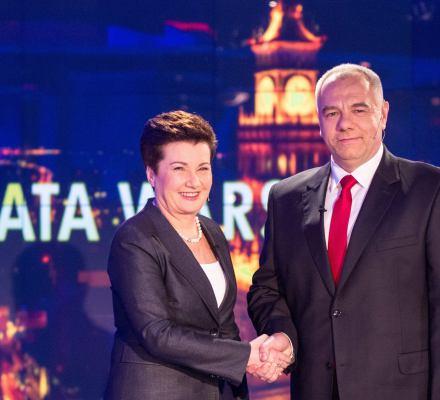 Sasin o Gronkiewicz-Waltz: Nic nie wybudowała. Trochę przesadził. Co (nie) udało się prezydent stolicy?