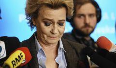 Prezydent Lodzi Hanna Zdanowska z zarzutami prokuratorskimi