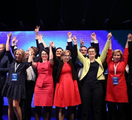 Lubnauer, czyli kilka zmian w polityce. Zła wiadomość dla Kaczyńskiego i dla Schetyny