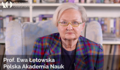 Ewa Łętowska dla Archiwum Osiatyńskiego, OKO.press