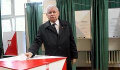 Jarosław Kaczyński wybory