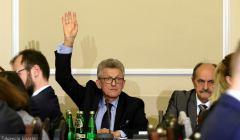 Stanisław Piotrowicz, posiedzenie sejmowej komisji sprawiedliwości, 28 listopada 2017