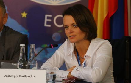 Jadwiga Emilewicz, minister technologii od Gowina. Walczyła ze smogiem, igrzyskami i edukacją seksualną