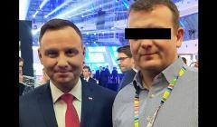 Kongres 590 Janusz J. i prezydent Andrzej Duda