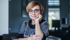 Sedzia Anna Korwin - Piotrowska - portret