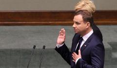 Zaprzysiezenie Prezydenta RP Andrzeja Dudy