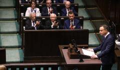 Zgromadzenie Narodowe w budynku Sejmu RP
