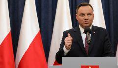 Oswiadczenie Prezydenta Andrzeja Dudy