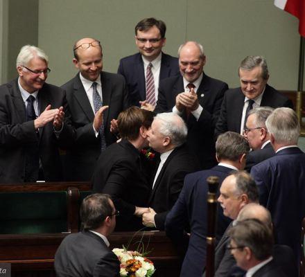 Za co Platforma chciała odwołać rząd Szydło? Za sprzyjanie rasistom, nacjonalistom i skrajnej prawicy