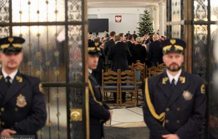 Sędzia Tuleya ma się tłumaczyć z decyzji nakazującej wznowienie śledztwa w sprawie obrad Sejmu w Sali Kolumnowej 16 grudnia 2016