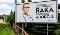 Billboard w Przegini