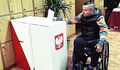 Głosowanie niepełnosprawnych