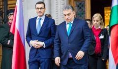 Mateusz Morawiecki, Victor Orban, fot. Knacelaria Premiera