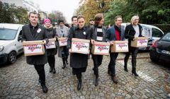 Ratujmy Kobiety - zlozenie podpisow pod obywatelskim projektem ustawy