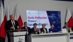 Jarosław Kaczyński, Rada Polityczna PiS, 27 stycznia 2018
