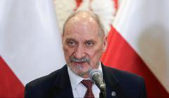 Konferencja prasowa Antoniego Macierewicza w Krakowie
