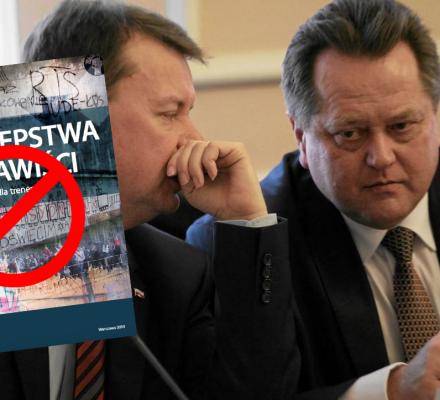 PiS celowo rozmontował system zwalczania przestępstw z nienawiści i ruchów neofaszystowskich
