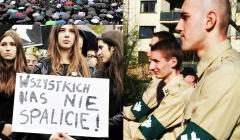 Czarny Protest, Ruch Narodowy