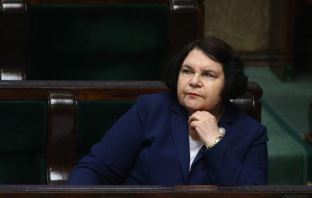 Posłanka Sobecka (PiS): aborcja łamie prawa człowieka. Chyba tylko w Polsce