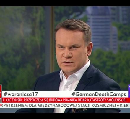 Czy poseł PiS Dominik Tarczyński odpowiada za zbrodnie żołnierzy wyklętych?
