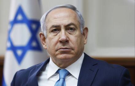 Premier Izraela Beniamin Netanjahu - koronawirus może mu pomóc w utrzymaniu władzy