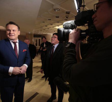 Poseł Tarczyński: Nie wpuszczę do Świętokrzyskiego ani jednego muzułmańskiego uchodźcy. Tymczasem uchodźcy i imigranci już tam są