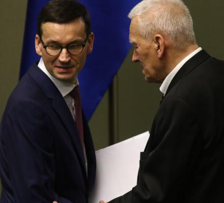 Mateusz Morawiecki: nie zostanę premierem. Kornel Morawiecki: widzę syna jako premiera. Skórzyński cofa czas (30 kwietnia – 6 maja 2016)