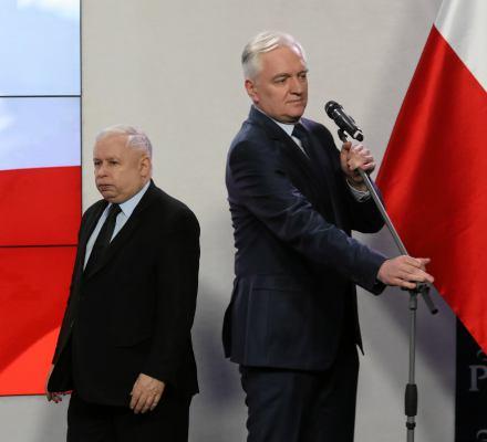 Kaczyński poparł Gowina. Ale w PiS nie słabnie sprzeciw wobec reformy systemu nauki. Co zrobi prezes?