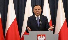 Oswiadczenie Prezydenta Andrzeja Dudy w sprawie ustawy degradacyjnej