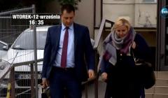 Piotr Matczuk i Katarzyna Plakwicz, PR-owcy PiS i bohaterowie tekstu Onetu, oskarżającego ich o nakłanianie do składania fałszywych zeznań ws. antyuchodźczego spotu z kampanii samorządowej w 2018 r.