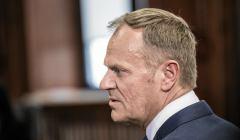 Przesluchanie Donalda Tuska w procesie Tomasza Arabskiego ws. organizacji lotu do Smolenska