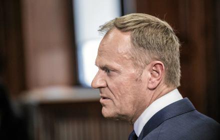 """Tusk: """"kłamstwo brukselskie"""" Morawieckiego. Może być gorzej: premier mówi prawdę"""