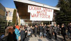 Reforma oswiaty w Szczecinie
