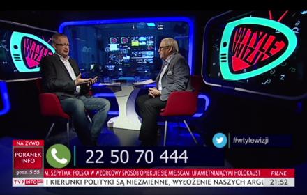 KRRiT nie może wydać opinii o antysemickim programie Ziemkiewicza i Wolskiego bo...