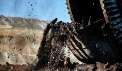 Odkrywka węgla brunatnego kopalni pod Bełchatowem